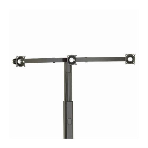 View a large image of the Chief Widescreen Triple Monitor Mount for Carts or Stands KFA325B here.