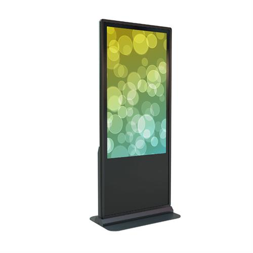 View a large image of the Crimson All-In-One Kiosk (55 inch, Brightsign, Touchscreen) KFP255TB.