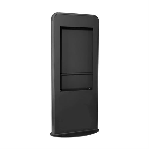 View a large image of the Peerless KIPC540 Black Indoor Portrait Kiosk for 40 inch Screens here.