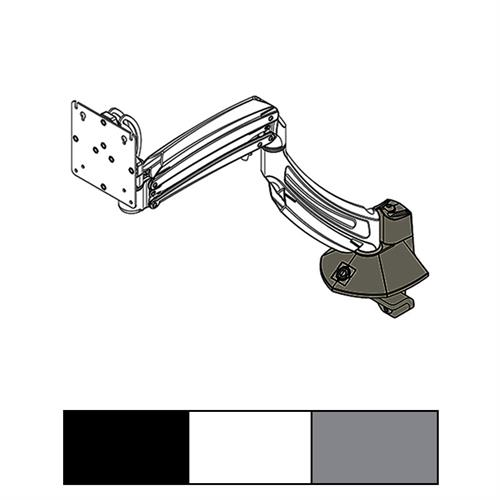 View a larger image of the Chief K1D Desk Clamp Base Conversion Kit, KRA244B, KRA244S, KRA244W.