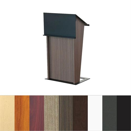 View a larger image of the Audio Visual Furniture Presentation Lectern LE21.