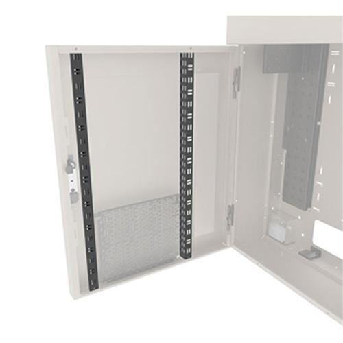 View a larger image of the Middle Atlantic Lever Lock (VWM Series, Fits 36 Split Door) LL-VWM-36SP.