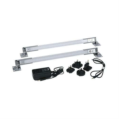 View a larger image of the Middle Atlantic Dual LED Rackmount Work Light, LT-CABUTL-DUAL.