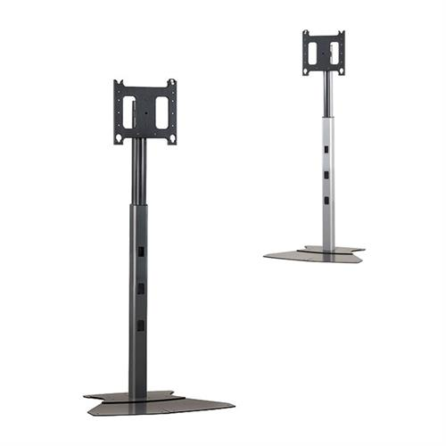 View a larger image of the Chief MF16000B MF16000S Medium Dedicated Flat Panel Floor Stand.