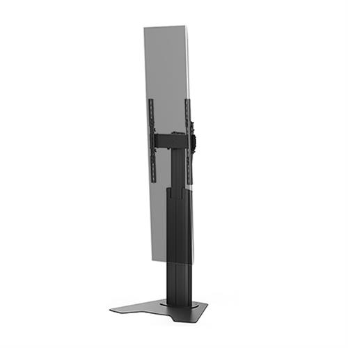 View a large image of the Chief Fusion Manual Height Adjustable Stretch Display Floor Stand MFAUBSP here.