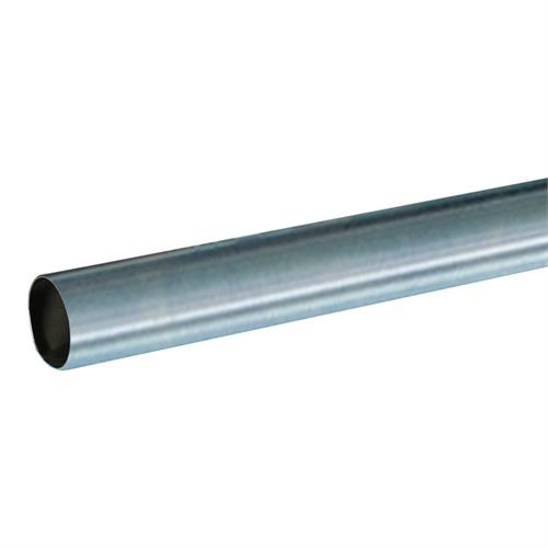 View a large image of the Peerless Modular Series 1.5M Extension Pole Zinc MOD-P150 here.