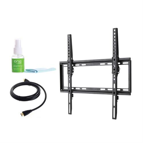 View a large image of the Promounts ONE Series Medium Flat Panel Tilt Wall Mount Kit MTMK.