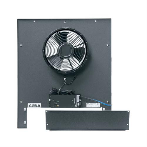 View a larger image of the Middle Atlantic Fan Top (550 CFM, Controller, Various) MW-10FT-FC.