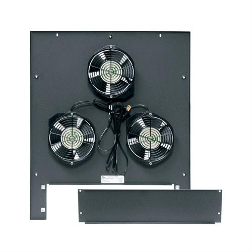 View a larger image of the Middle Atlantic Fan Top (660 CFM, Fits Various Racks) MW-6FT-660CFM.
