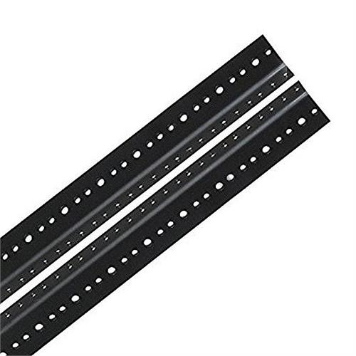 View a larger image of the Middle Atlantic Rack Rail (20RU, 10-32, Laminate Racks) RK-RR20.