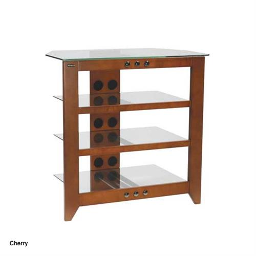 View a larger image of the Sanus 4 Shelf Audio Video Stand (Cherry) NFAV230-C1.