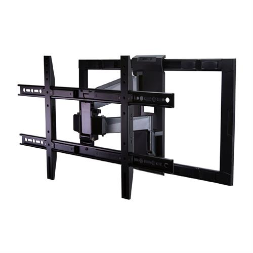 View a large image of the OmniMount Elite Series Full Motion Mount for 47-90 inch Screens OE150FM here.