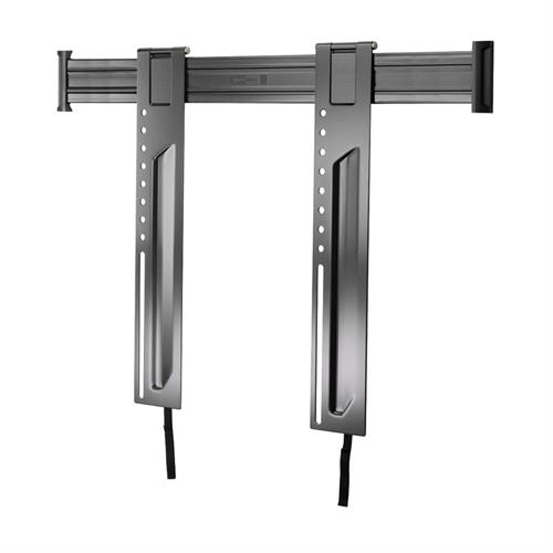 View a large image of the OmniMount Elite Series Flat Mount for 52-90 inch Screens Black OE200F here.
