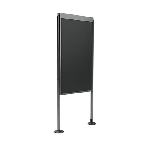 View a large image of Chief Custom Samsung OM55N-D Bolt-Down Stand, OMNDBF55.