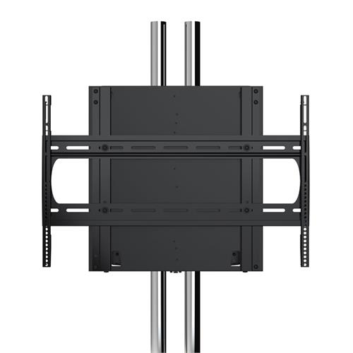 View a larger image of the Premier Mounts Height Adjustable Mount for Carts and Stands PBC-4002.
