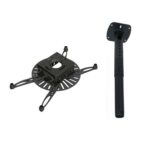 View a large image of the Premier Mounts Universal Projector Mount with Adjustable Extension Column Bundle PDS-1321 here.
