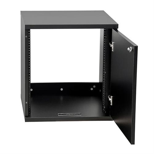 View a large image of the Audio Visual Furniture - 12U Rack Pedestal for Desks PDT2224 here.