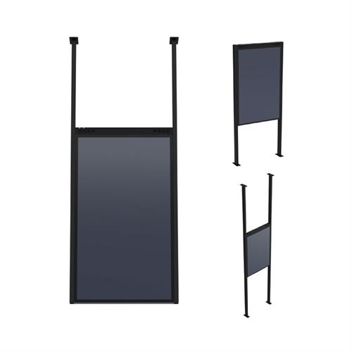 View a larger image of the Premier Mounts Samsung OMN-D Dual-Sided Display Mount, PFC-OMND.