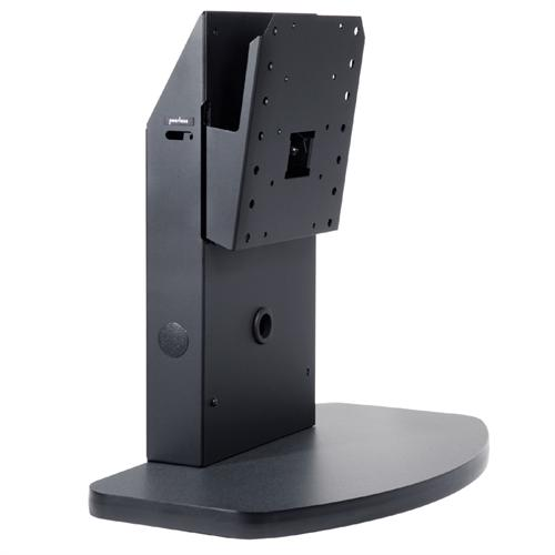 View a large image of the Peerless Flat Panel Desktop Tabletop Stand for 32-50 inch Screens PLT-BLK here.
