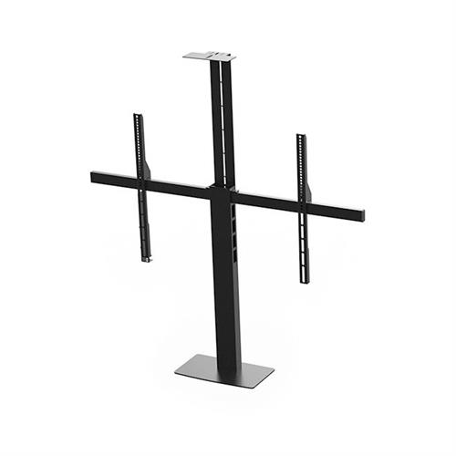 View a large image of the Audio Visual Furniture PM2-XL Single Display Bracket for 60-90 inch Screens here.