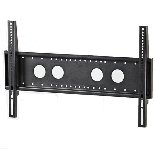 View a large image of the Audio Visual Furniture - VFI Additional Screen Bracket for PM Series Mounts and Cart Black PM-BKT-S here.