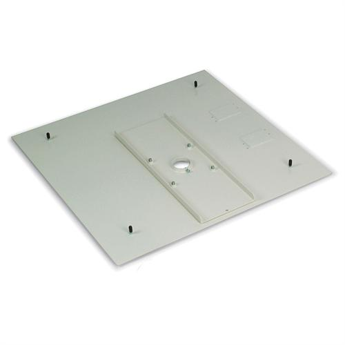 View a large image of the Premier Mounts 2x2 Full-Tile False Ceiling Adapter PP-FCMA here.