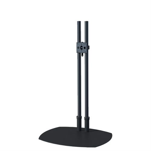 View a large image of the Premier Mounts 60 inch Black Low Profile TV Floor Stand PSD-TS60B here.