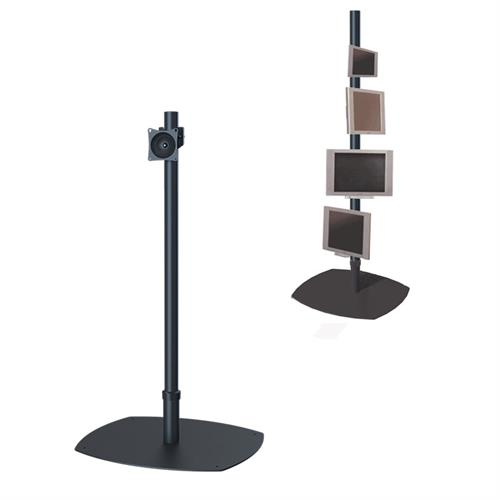 Flat Screen Floor Pedestals Monitor Display Stands