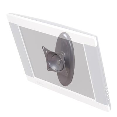 View a large image of the Premier Mounts Pivot Tilt VESA Mount for 10-40 inch Screens Silver PTM here.