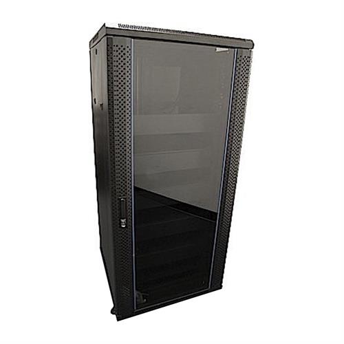View a large image of the Crimson RC27U Floor Standing 27U Rack Enclosure here.