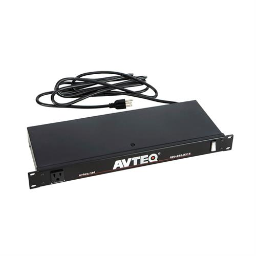 View a larger image of the AVTEQ Rack Mount 9 Port Power (2U) RCK-PWR.