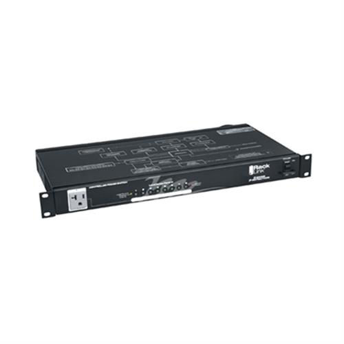 View a larger image of the Middle Atlantic Premium PDU with RackLink (8 Outlet, 20A, Sequencing) RLNK-SW820R-SP.