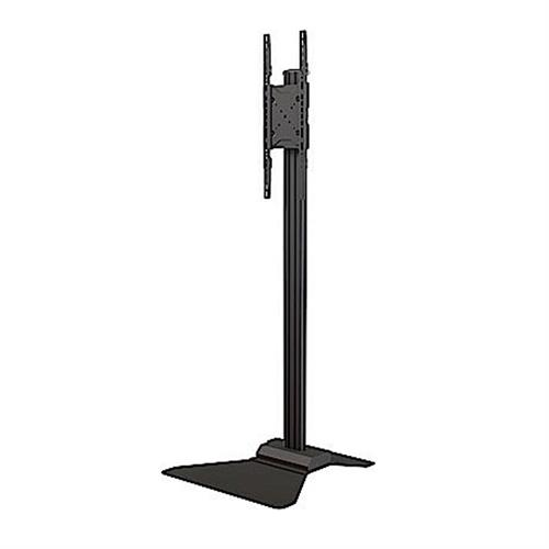 View a large image of the Crimson S86LG Portrait stand for LG 86 inch Stretch Display here.