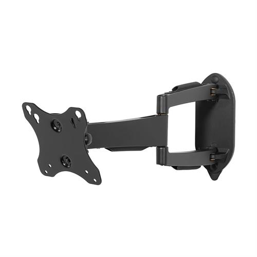 View a large image of the Peerless SMARTMOUNT Articulating Wall Mount for 10-29 inch Screens Black SA730P here.