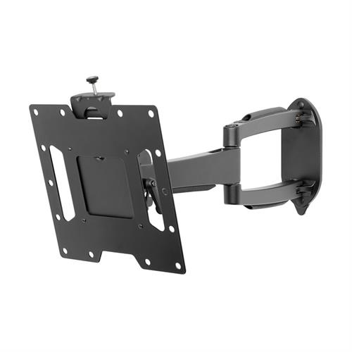 View a large image of the Peerless SMARTMOUNT Articulating Arm Wall Mount for 22-40 inch Screens Black SA740P here.