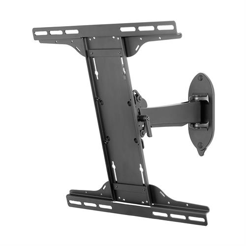 View a large image of the Peerless SMARTMOUNT Pivoting Wall Mount for 32-50 inch Screens Black SP746PU here.