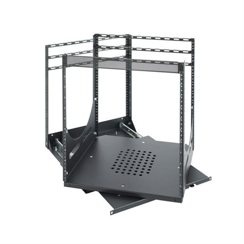 View a larger image of the AVTEQ Sliding Rotating Rack (12U) SR-12.