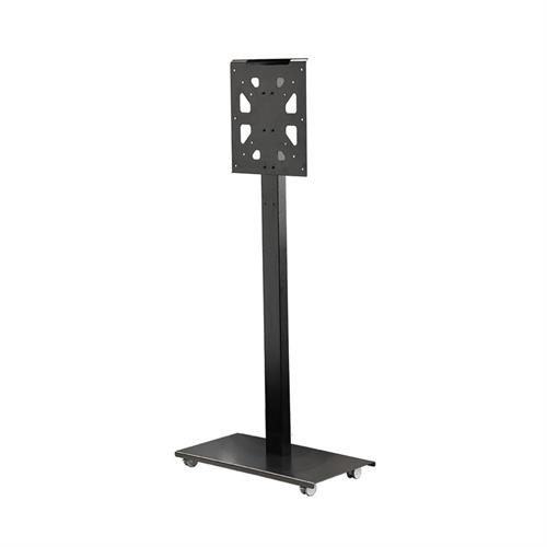 View a large image of the Audio Visual Furniture Mobile Display Stand SYZ40-B 42-60 inch Screens here.
