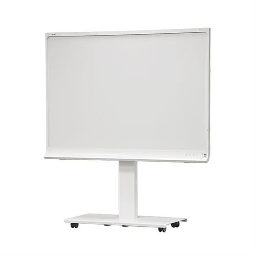 View a large image of the Audio Visual Furniture - Mobile Display Stand for SMART kapp 84 Board SYZ84-K here.