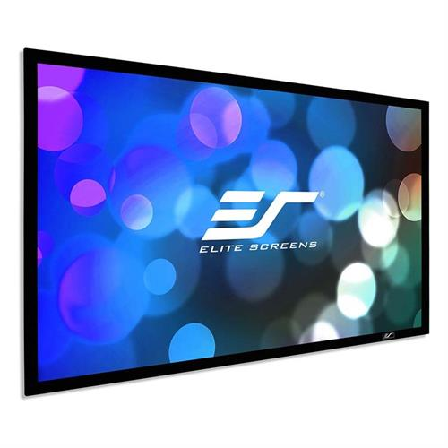 View a large image of the Elite Screens Sable Frame 120 in. Projection Screen (CineGrey 3D) ER120DHD3 here.