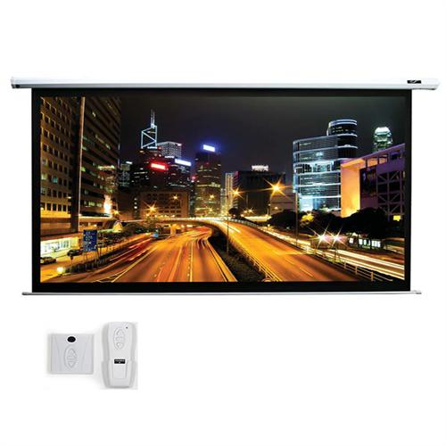 View a larger image of the Elite Screens Spectrum Series 16:9 or 16:10 Widescreen Motorized Screens HDTV-Electric.