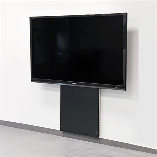 View a larger image of the Audio Visual Furniture Wall Offset Stand for 40-80 inch Screens TP200-WM.