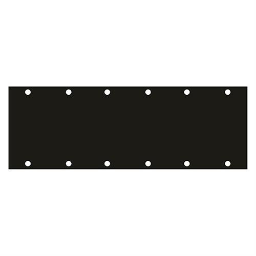 View a larger image of the Middle Atlantic UCP Series Blank Module (Triple Width) UCPB3.