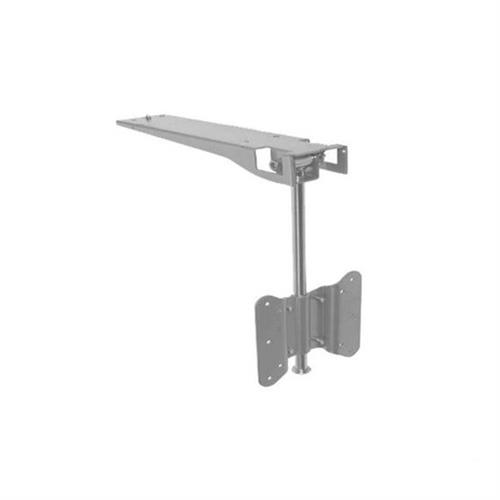 View a large image of the K2 Mounts Under Cabinet Mount for 13-17 inch Screens (Silver) K1-UC-S here.