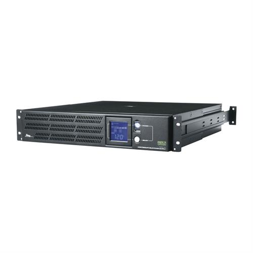 View a larger image of the Middle Atlantic Premium UPS Backup Power (8 Outlet, 1000VA 750W) UPS-1000R.