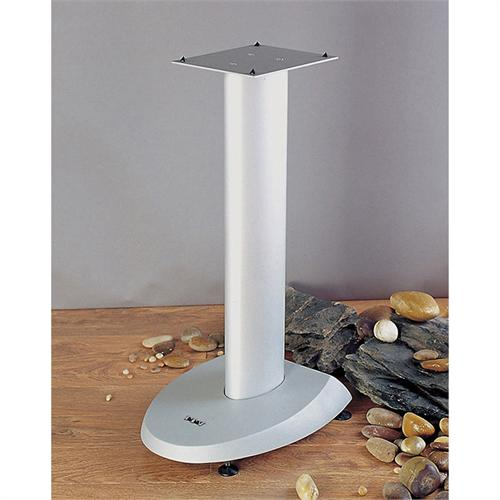 View a large image of the VTI VSP Series 29 inch Cast Iron Speaker Stands Silver VSP29S here.