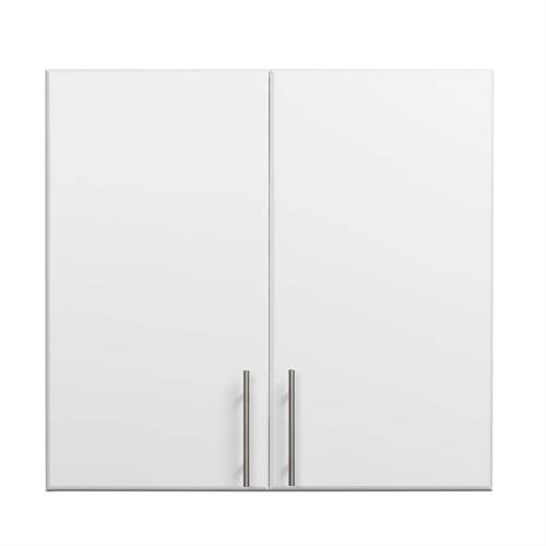 View a large image of the Prepac Elite Collection Two Door Wall Cabinet White WEW-3230 here.