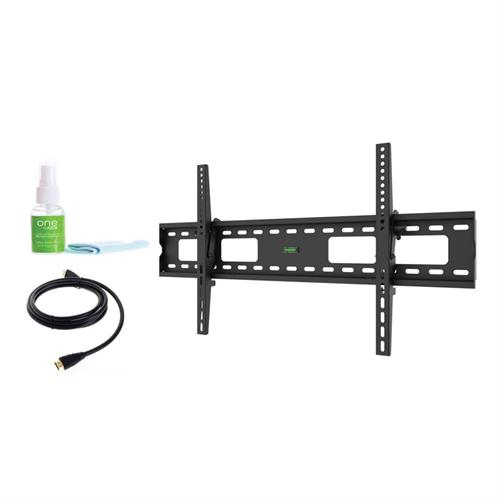 View a large image of the Promounts ONE Series XL Flat Panel Tilt Wall Mount Kit XLTMK.