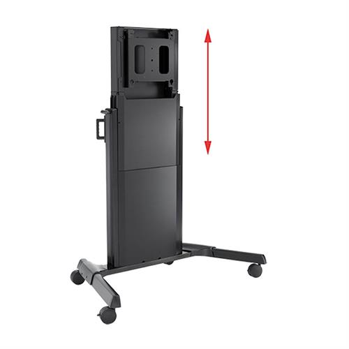 View a large image of the Chief Extra Large Electric Height Adjust TV Cart XPD1U here.