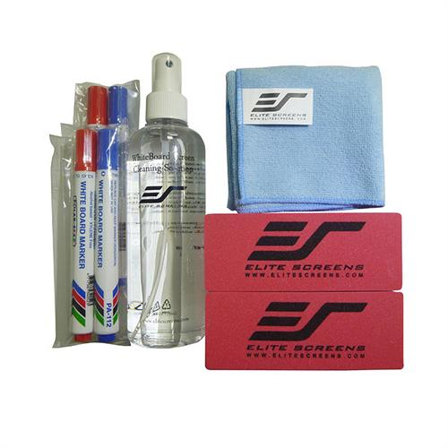 View a larger image of the Elite Screens Elite WhiteBoard Screen Cleaning Kit ZER3.